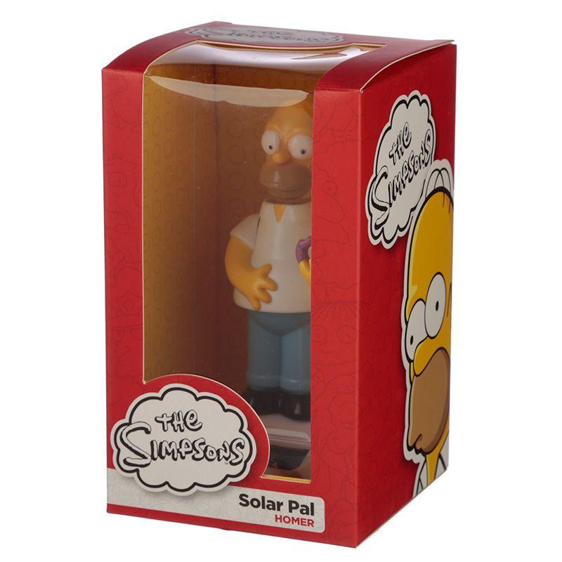 Licensed Design Homer Simpson Solar Pal