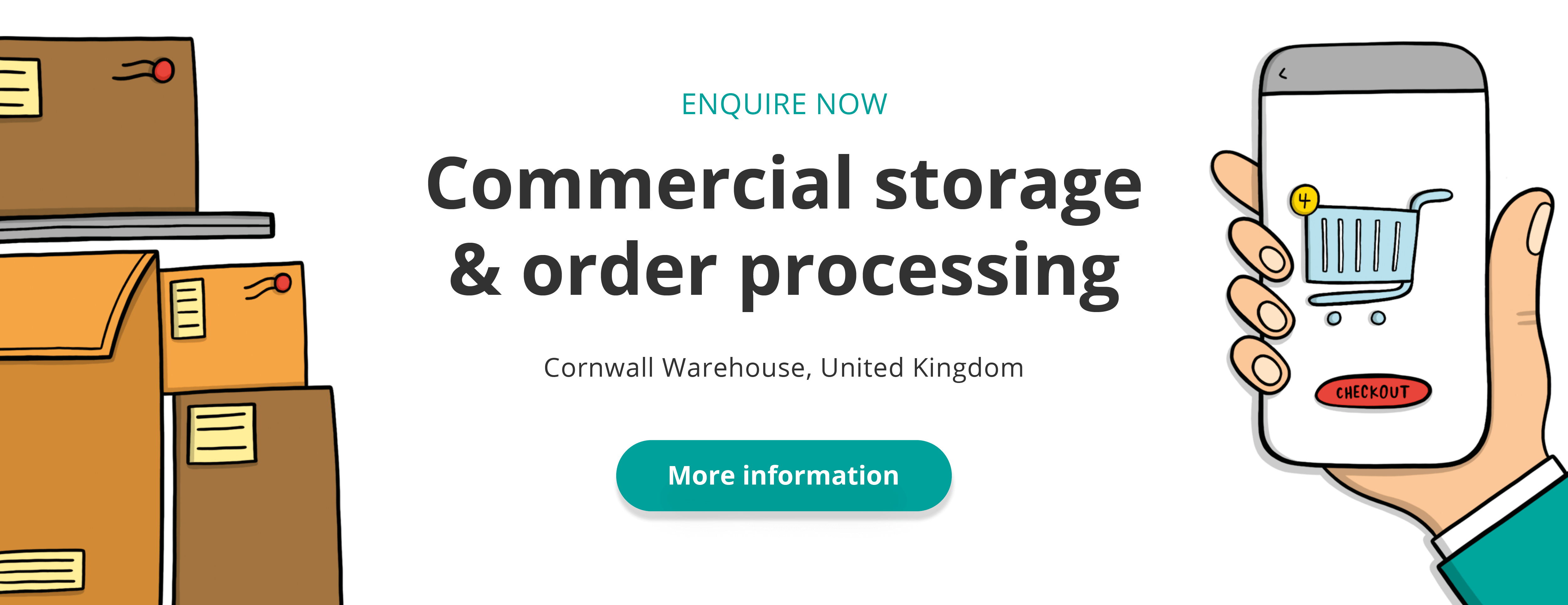 Space Available for Commercial Bulk Storage and for Fulfilment in our UK Distribution Centre