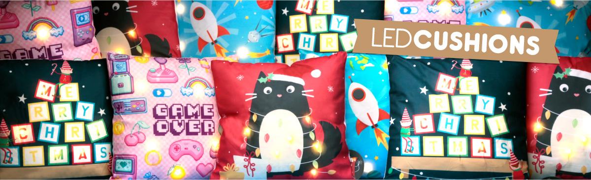 LED Cushions