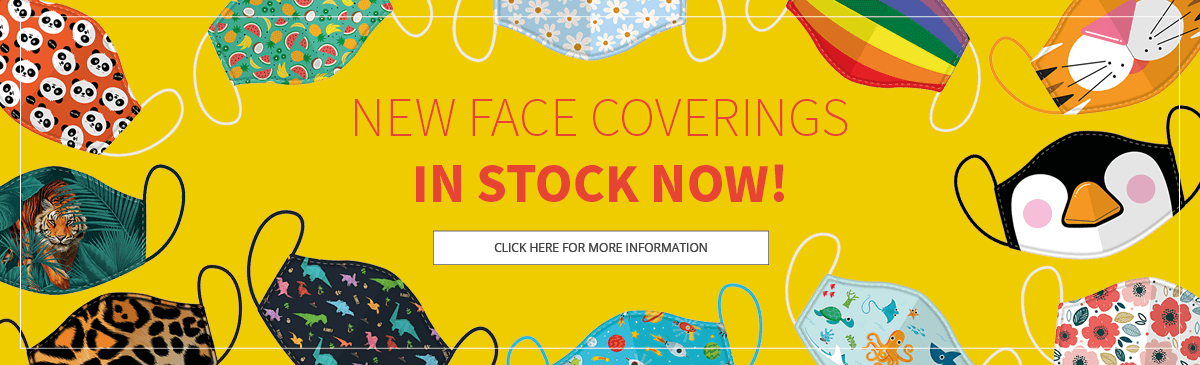 New Face Coverings