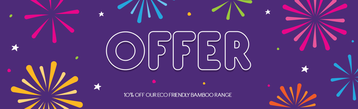 10% Off Selected Bamboo Lines