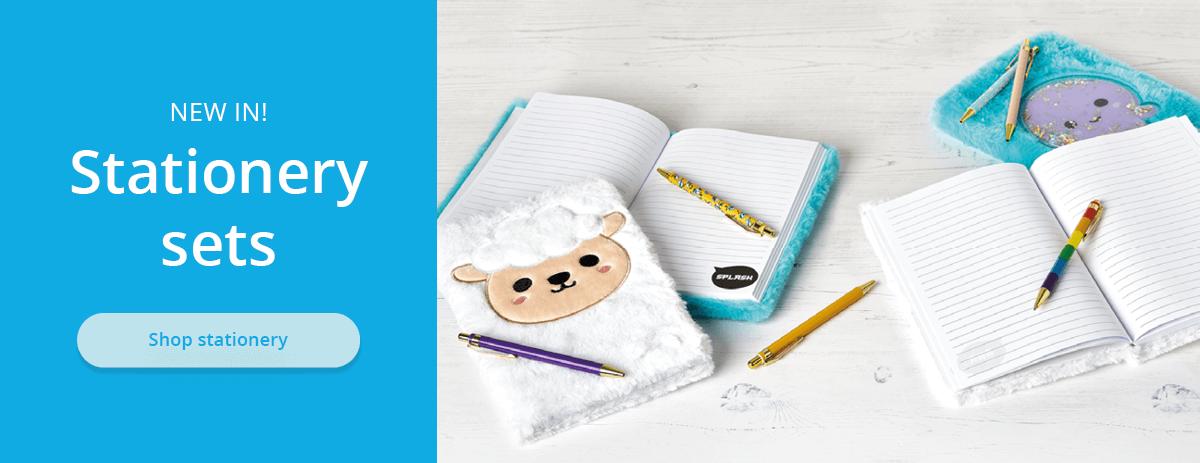 Notepads, Pens & Stationery
