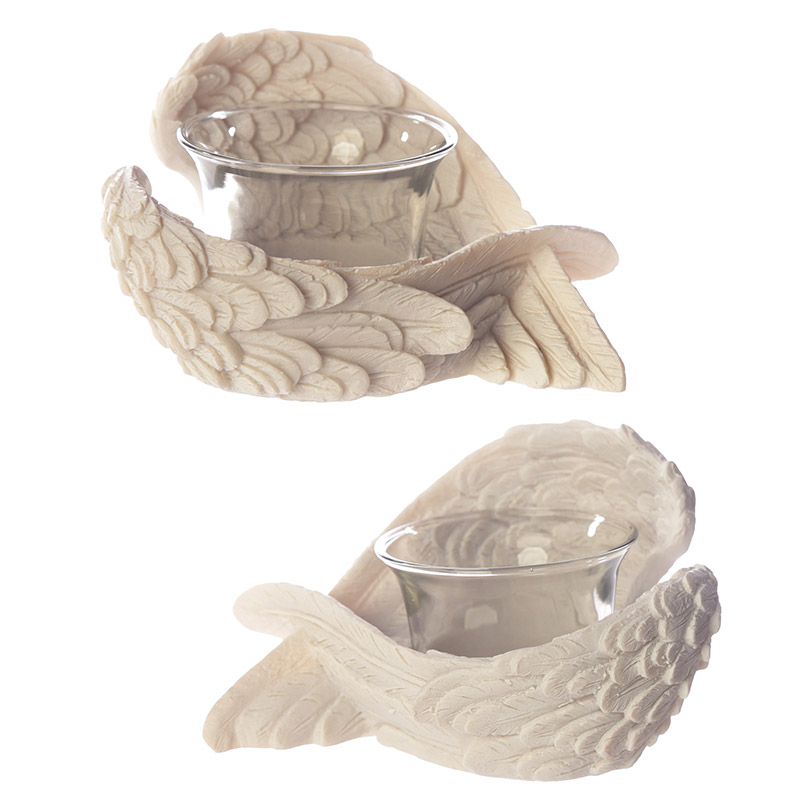 Angel Wings Candle Holder from Puckator UK