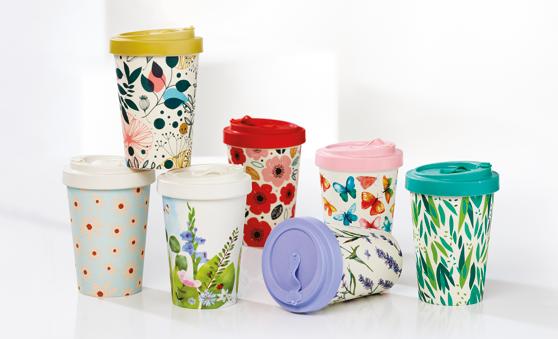 Top Selling Travel Mugs, Cups & Bottles from Puckator UK