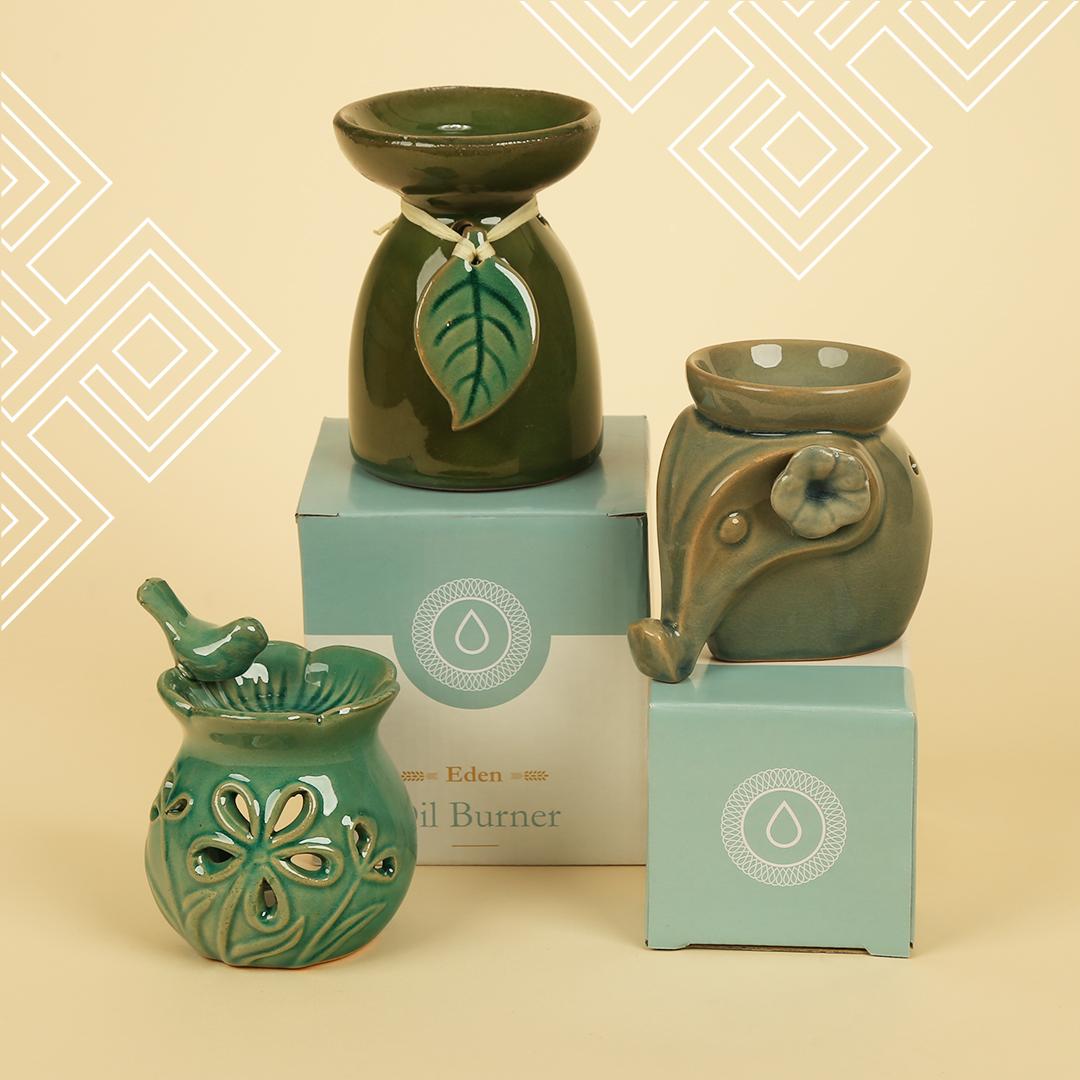 Wholesale Fragrance Oil and Tea Light Burners from Puckator UK