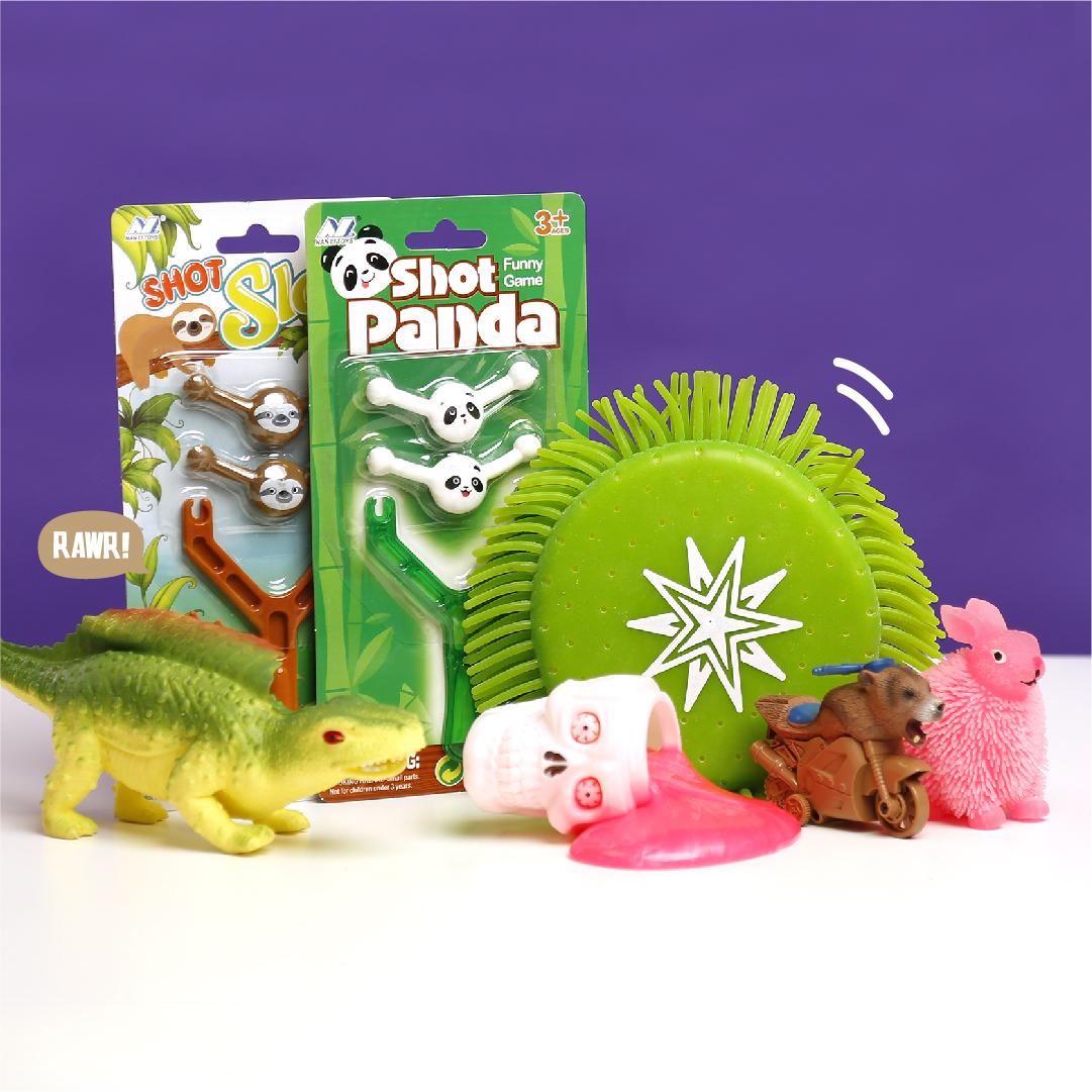 Novelty Toys from Puckator UK
