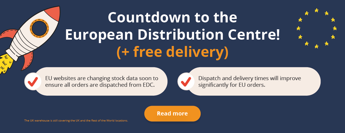Puckator Free Delivery Offer & EDC Update