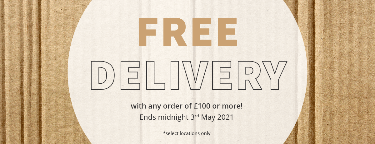 Puckator Free Delivery Offer